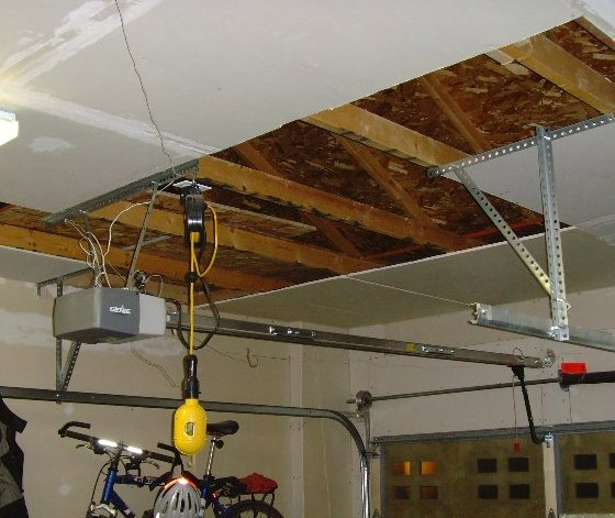 step ceiling of drywall how to install image by x titled hanging ceilings photo