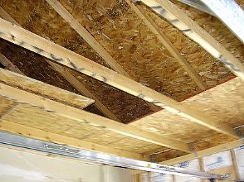garage attic storage