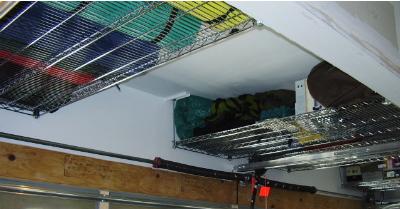 Garage Ceiling Storage 2