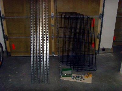 garage hanging storage 1